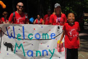 Welcome Manny