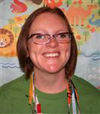 Kristina Watkins -Program Coordinator